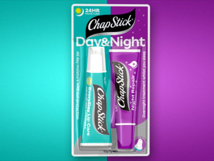 ChapStick Day Night