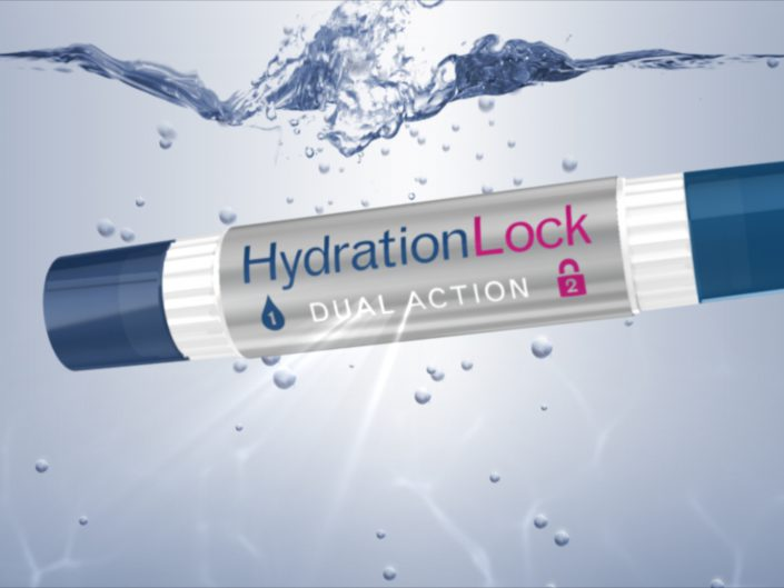 ChapStick Hydration Lock