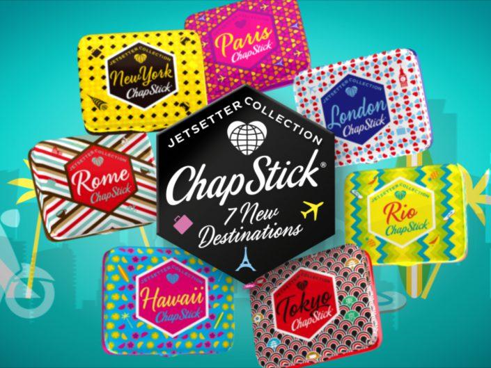 ChapStick Jetsetter