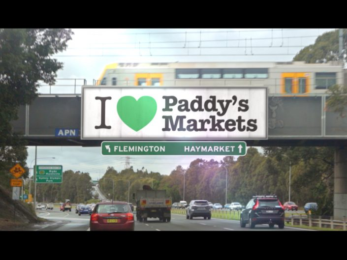 Paddy's Markets - I Love Paddy's !