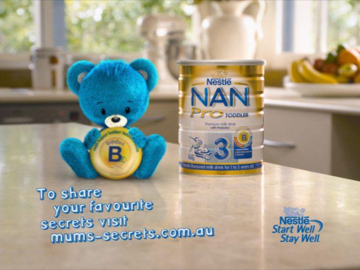 Nestle - Nan